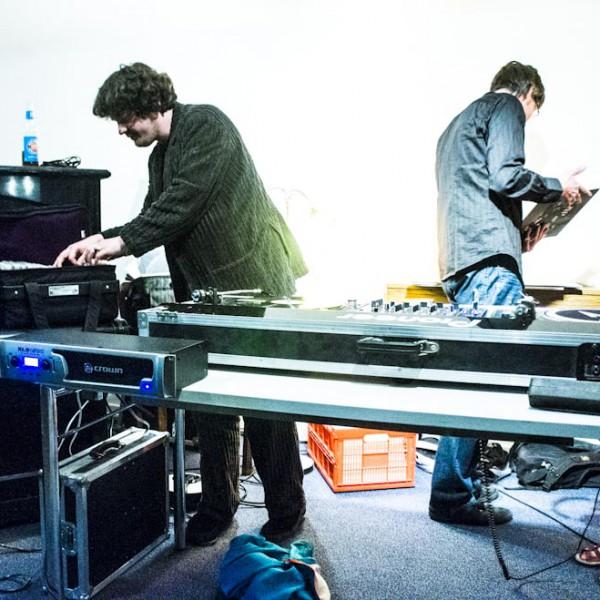 DJs Booty und Ulfert