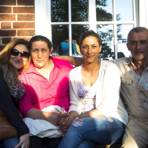 Familie Yagbasan