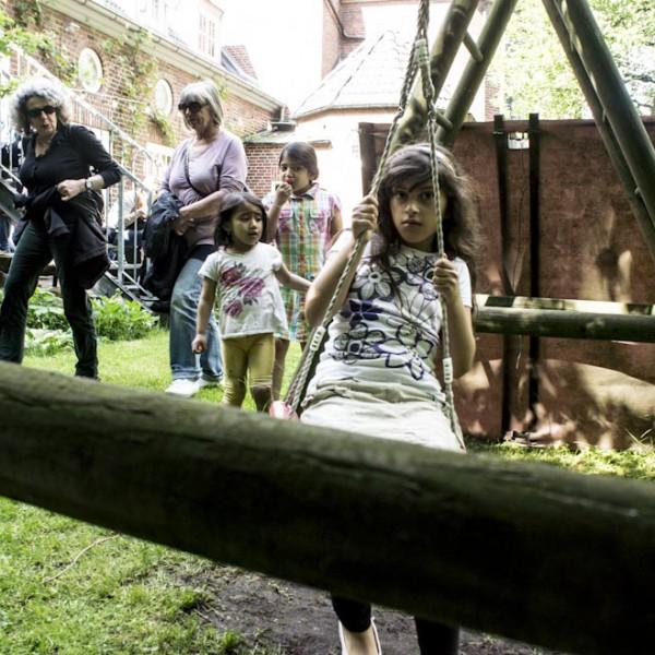 Kirchengarten für Kinder