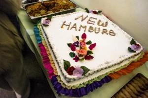 NEW HAMBURG Torte