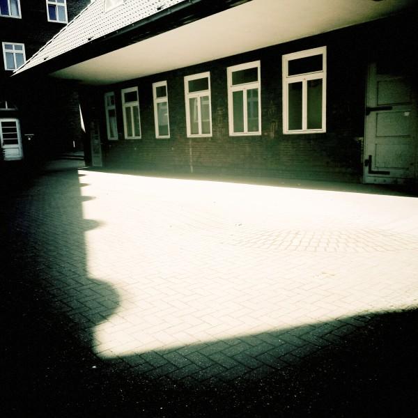 Innenhof bei Adnan