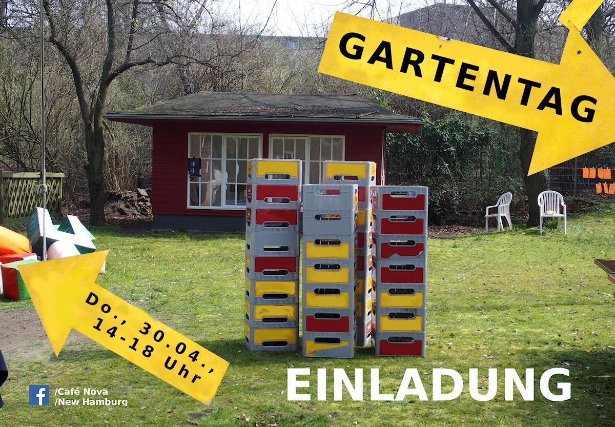 Gartentag am 30/04/2015