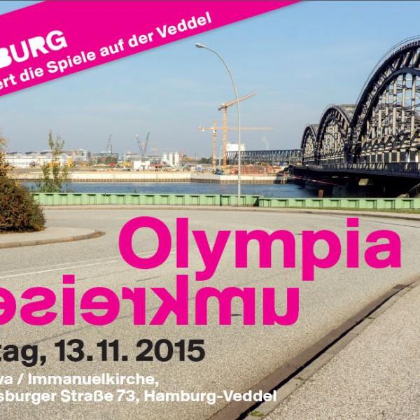 Olympia diskutieren