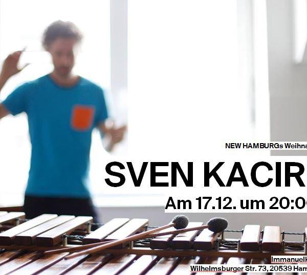 Weihnachtskonzert mit Sven Kacirek
