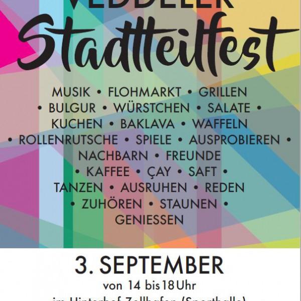 Stadtteilfest Veddel 2016