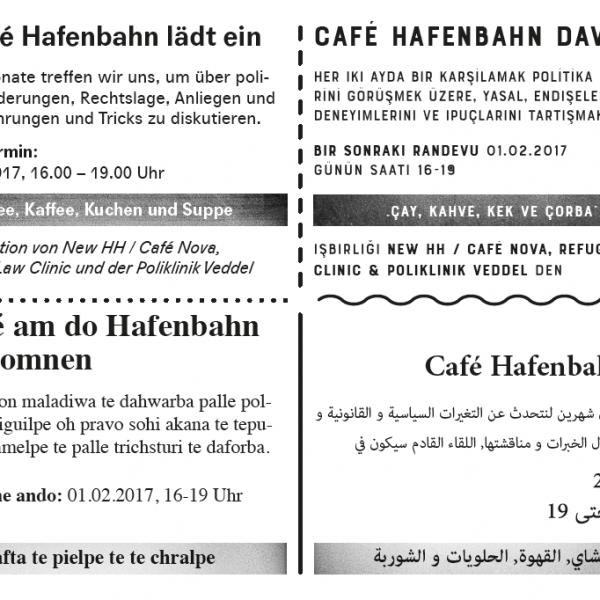Café Hafenbahn
