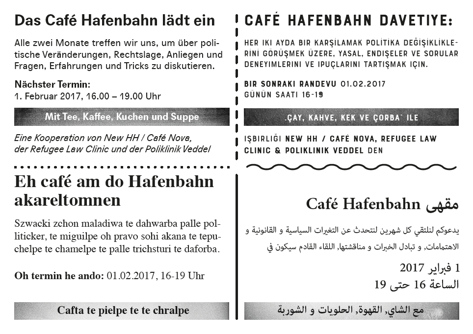 Café Hafenbahn 1.2.17