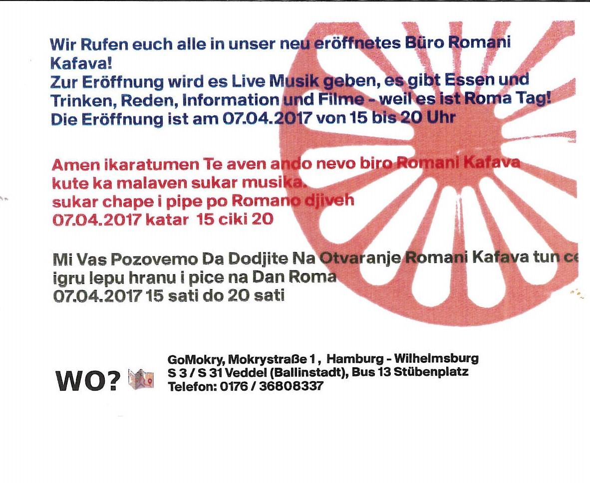 Eröffnung Romani Kafava (3)