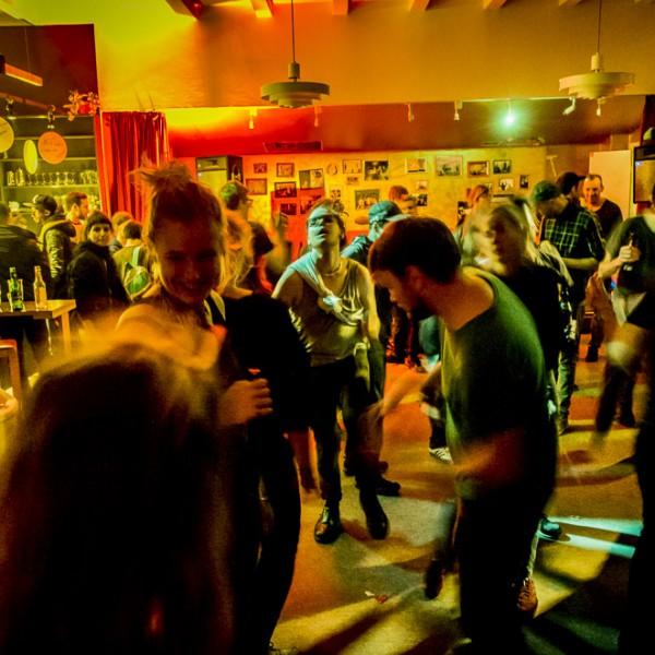 Party café nova