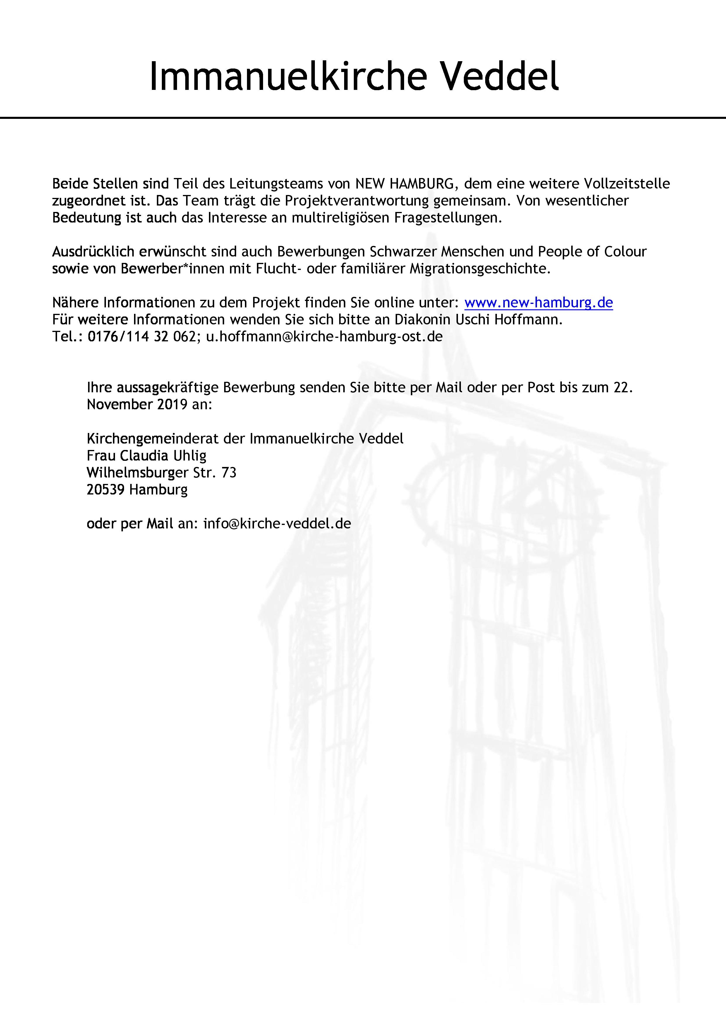 Stellenausschreibungen NEW HAMBURG-page-1