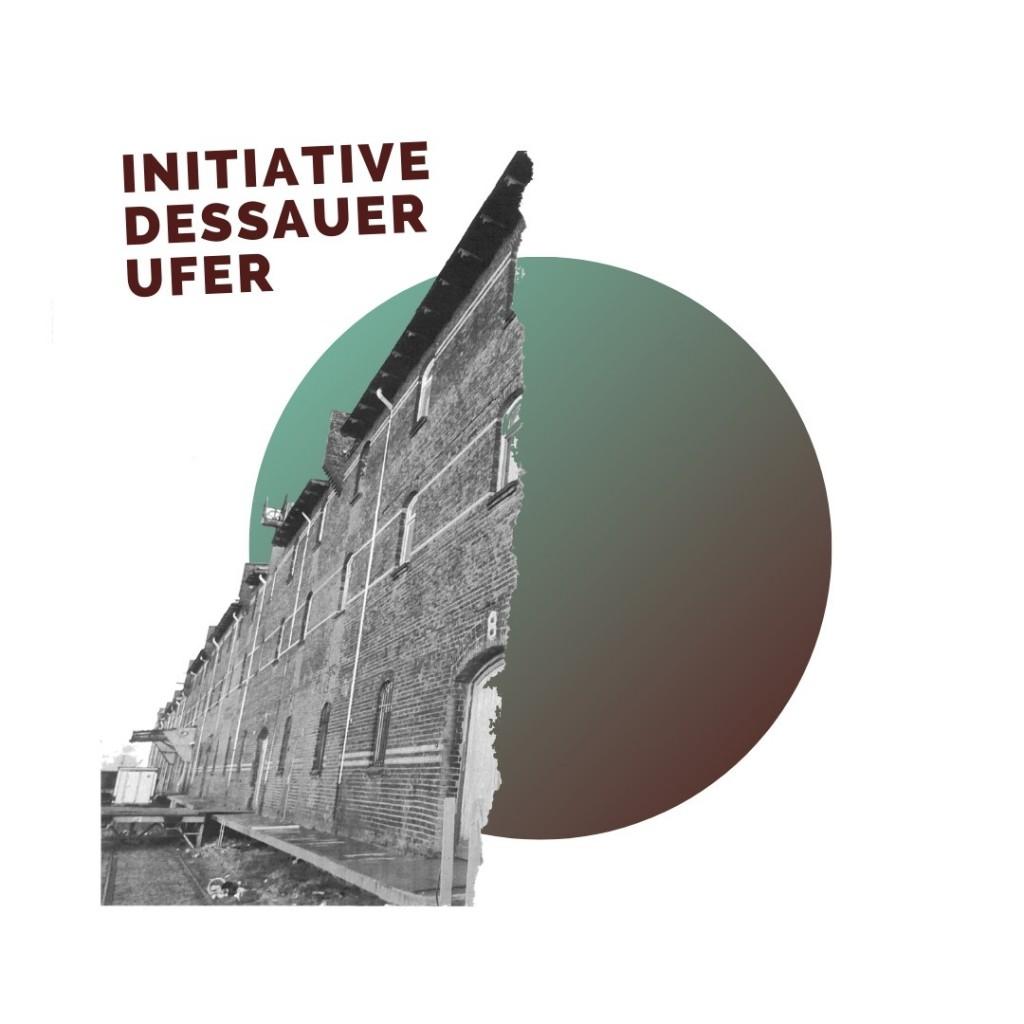 Logo der Initiative Dessauer Ufer