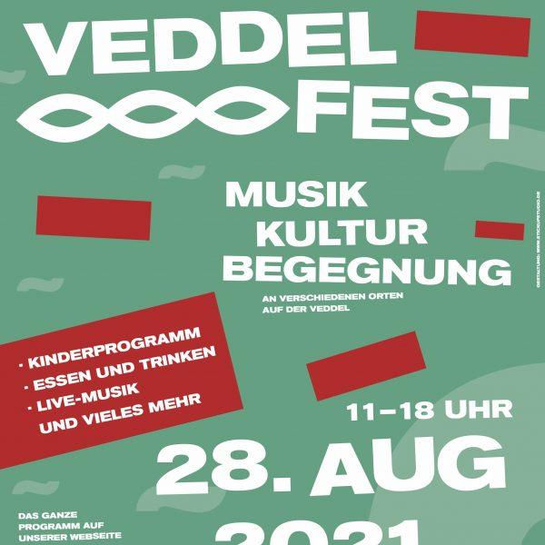 Veddelfest am 28.August von 11 bis 18 Uhr an verschiedenen Orten im Stadtteil
