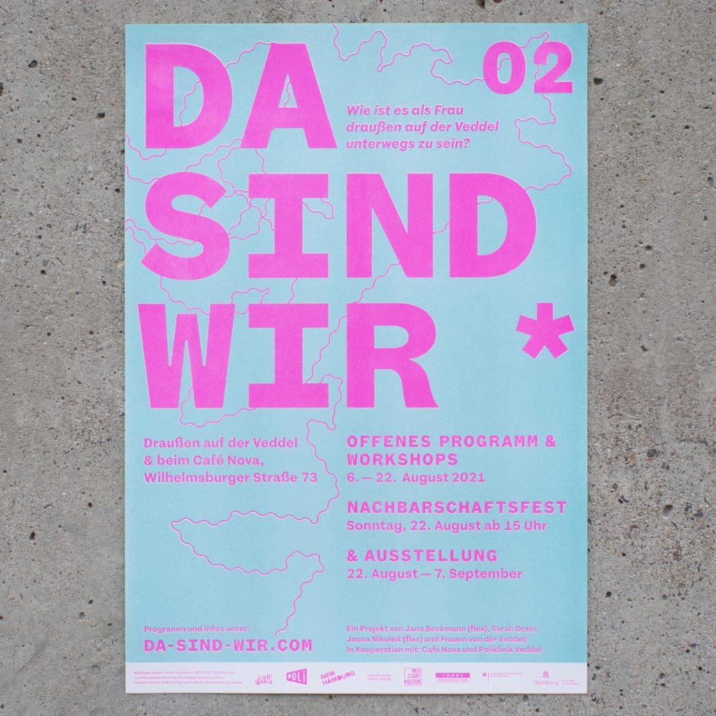 DSW Plakat